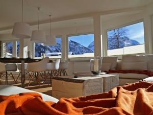 Ferienwohnung Kleinwalsertal Talgruen Wohnbereich 5