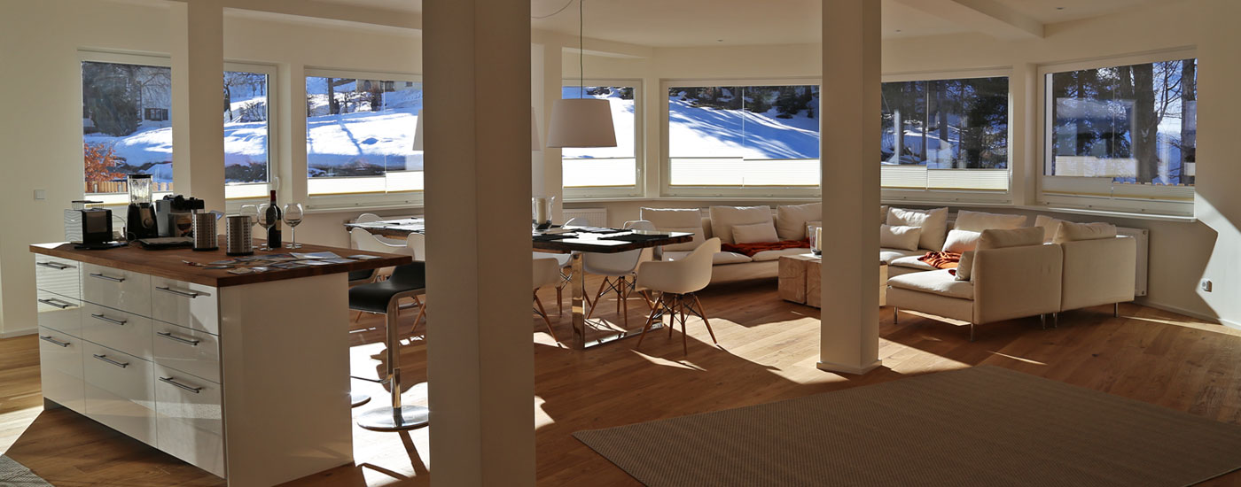 Berghaus Anna Lisa – Ferienwohnung Kleinwalsertal Mit Etwas Mehr Platz