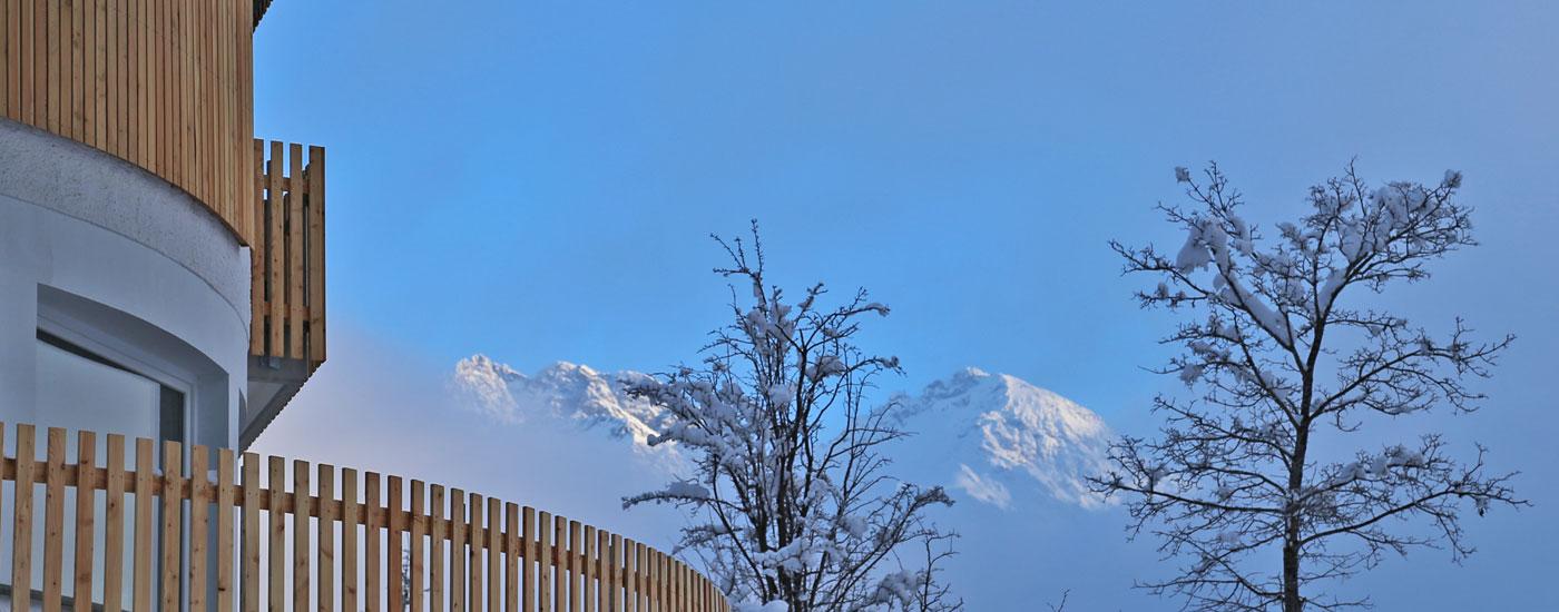 Ferienwohung Kleinwalsertal Gipfelblick