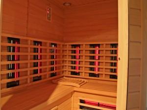 Ferienwohnung Kleinwalsertal Talgrün Sauna 3