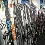 Sport Hilbrand Mittelberg Kleinwalsertal Skier
