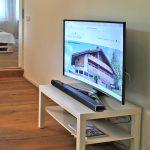 Ferienwohnung Kleinwalsertal Wiesengrund Fernseher 01